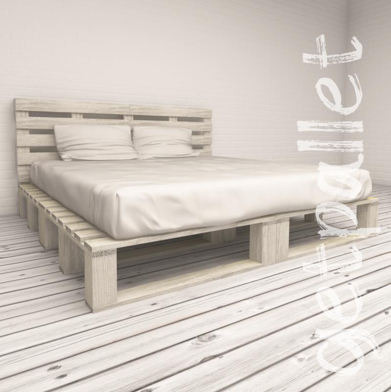 кровати из паллетов в GetPallet
