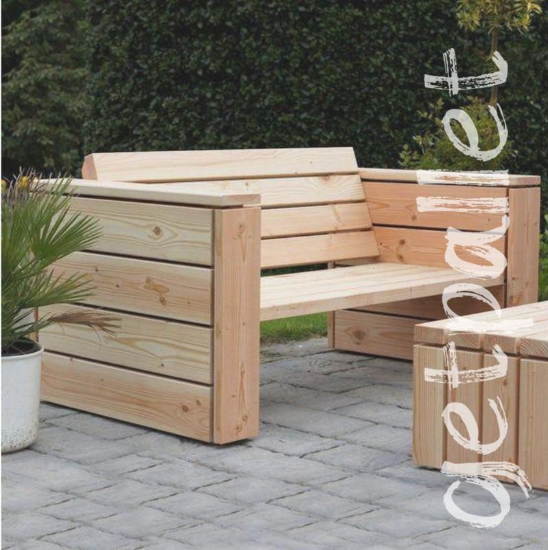 Садовое кресло «dolman»